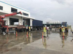 卧龙海防越南的建筑工程 1 3